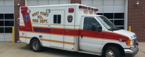 Ambulance 31 – 2006 Horton 523 Re-Chassis